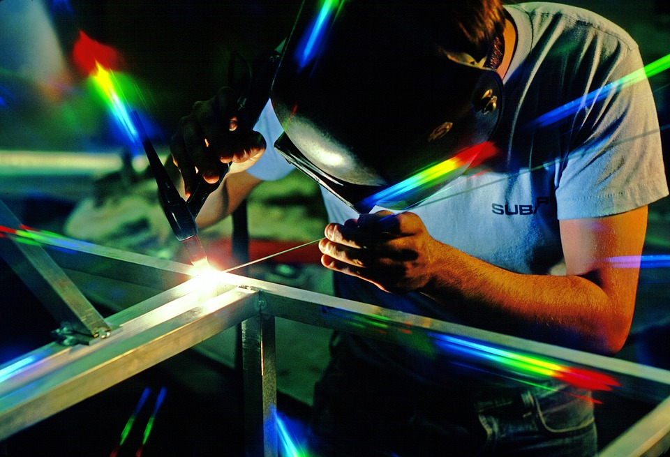 Metal fabrication Singapore