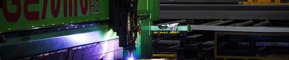 Metal fabrication Laser Cutting