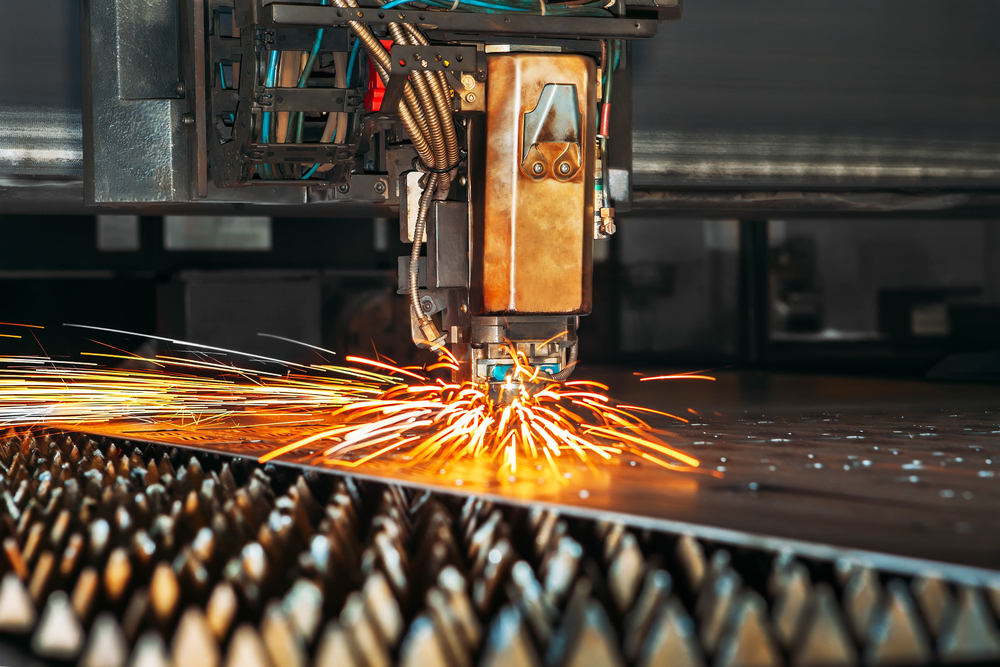 Laser Cutting Leading To Diversification In Metal Fabrication