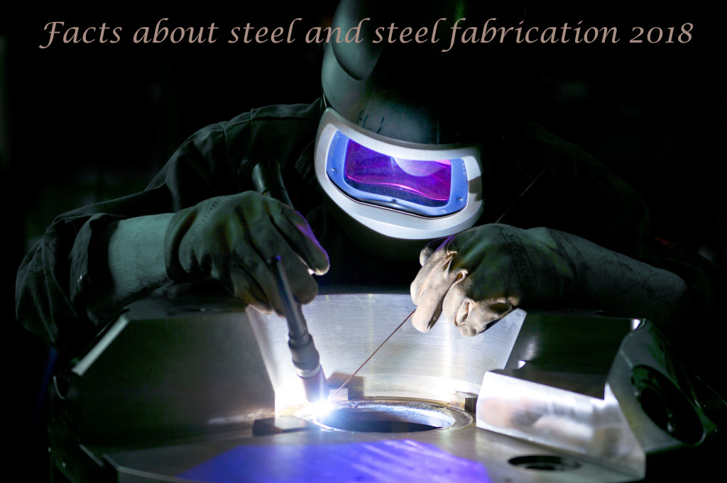 Facts about steel and steel fabrication 2018